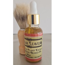 Canna Sandalwood Beard Oil 50ml