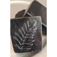 Canna Black Glycerin Soap (Tonga Bean and Vanilla)  75g