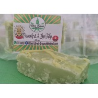 Passionfruit and Lime Fudge - 100mg