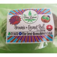 Take 2 - Brownie & Coconut Balls - 50mg each