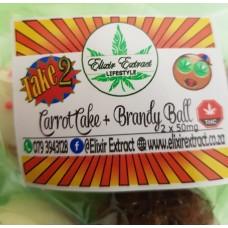 Take 2 - Carrot Cake & Brandy Balls - 50mg each