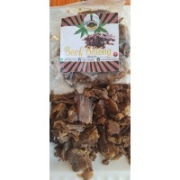 Canna Beef Biltong, 100mg infused.