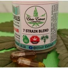 FECO Capsules 31 - 7 strain Blend