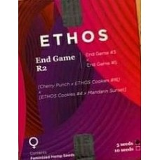 "ETHOS : End Game RBX ""The Punch Line"" - Available for courier 2021/05/11"