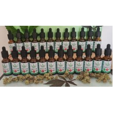 FECO Cannabis Drops - 30ml - Indica 3:1 CBD