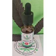 FECO Cannabis Drops - 30ml - Hybrid 3-1 CBD