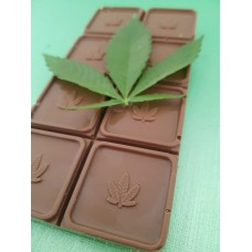 Peppermint Chocolate Slab - 8 x 10mg Blocks