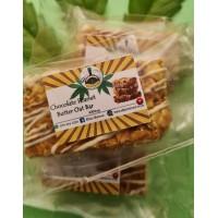 Chocolate Peanut Butter Oats Bars - 100mg