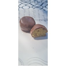 Peanut Brittle, Chocolate ball.