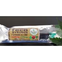 FECO Syringe - 5ml - 7 Strain Blend 3:1 CBD