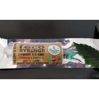 FECO Syringe - 1ml - Hybrid 1:1 CBD