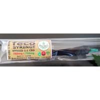 FECO Syringe - 10ml - Hybrid 1:1 CBD