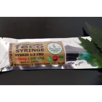 FECO Syringe - 1ml - Hybrid 1:2 CBD