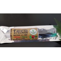 FECO Syringe - 5ml - Sativa 1:1 CBD
