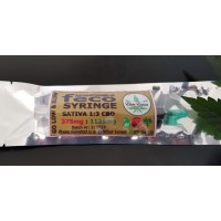 FECO Syringe - 1ml - Sativa 1:3 CBD