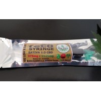 FECO Syringe - 3ml - Sativa 1:3 CBD