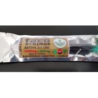FECO Syringe - 3ml - Sativa 2:1 CBD