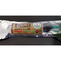 FECO Syringe - 5ml - Sativa 2:1 CBD